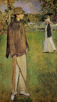 """Jacques-Émile Blanche (French 1861–1942) [Portraits] """"Portrait de Jean Cocteau"""""""