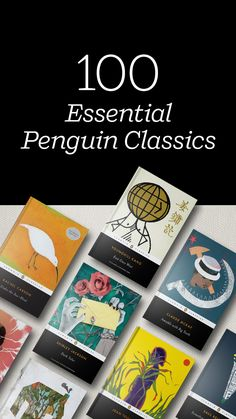 Looking for classic books to read? Our list of essential Penguin Classics is a list of 100 classic literature paperbacks Reading Lists, Book Lists, Reading Books, Classic Literature, Classic Books, Random House, Teen Fiction Books, Teen Books, Classics To Read