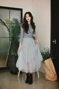Modest Dresses, Modest Outfits, Cute Casual Outfits, Simple Dresses, Casual Dresses, Colorful Fashion, Cute Fashion, Modest Fashion, Fashion Outfits