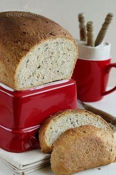 "Vollkorn kenyér - avagy az én ""River Cottage-i"" kenyerem II. Food Styling, Banana Bread, Food And Drink, Cookies, Desserts, Recipes, Drinks, Plants, Tulle"