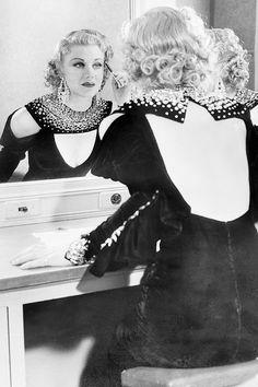 Ginger Rogers in her dressing room 1933