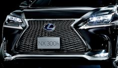 "Lexus NX300h ""F sport""|レクサス NX3000h ""Fスポーツ"""