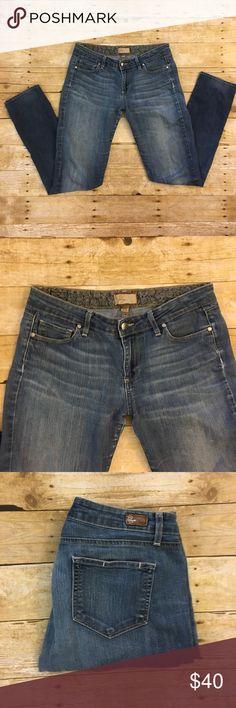 PAIGE Peg Skinny Jeans Size 29 PAIGE Peg Skinny Jeans Size 29 PAIGE Jeans Skinny