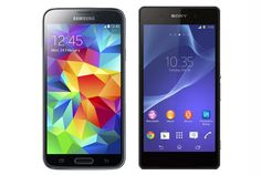 Samsung Galaxy S5 vs Sony Xperia Z2: Complete Water Test