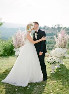 Yelena and Julien South of France Wedding