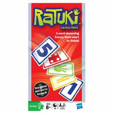 Amazon.com : Ratuki : Card Games : Toys & Games