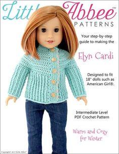 Elyn Cardi Crochet Pattern