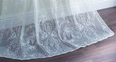 Lydia Scottish Lace Curtains