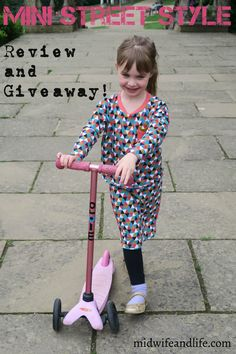 Mini Street Style Review and Giveaway!