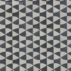 Cement Tile Shop - Encaustic Cement Tile Leni