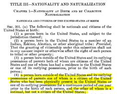 1952 Immigration and Nationality Act