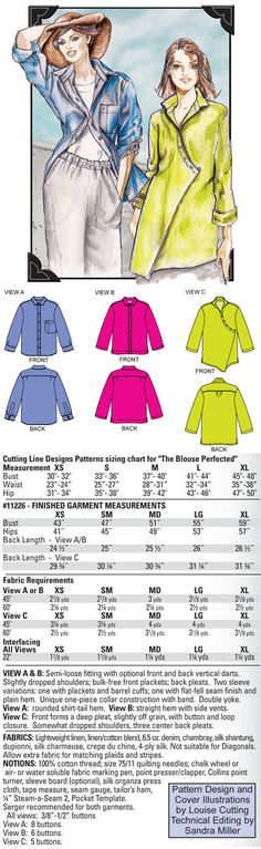 136 best Cutting Line Designs images on Pinterest   Fashion sewing ...