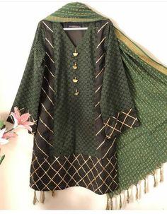 Fancy Dress Design, Stylish Dress Designs, Frock Design, Stylish Dresses For Girls, Simple Dresses, Casual Dresses, Work Dresses, Dresses Dresses, Casual Wear