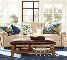 Living Rooms, Amalfi Sofa, Living Rooms   Havertys Furniture $800 ...