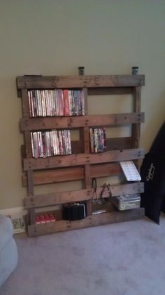 1000 images about cool dvd storage ideas on pinterest dvd organization dvd storage and dvd rack - Cool dvd storage ideas ...