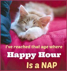 Daveswordsofwisdom.com: Happy Hour