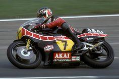 1980 Barry Sheene Akai Yamaha