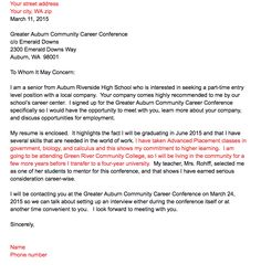 to whom it may concern cover letter sample