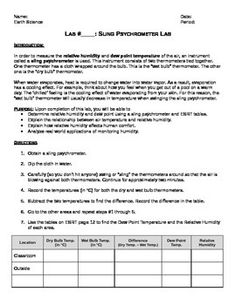worksheet this easily adaptable worksheet is practice to review temperature humidity and air. Black Bedroom Furniture Sets. Home Design Ideas