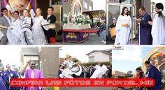 Más de 400 fieles católicos rindieron homenaje al Cristo de Pachacamilla, celebración organizada por la Hermandad de Isesaki en la prefectura de Gunma