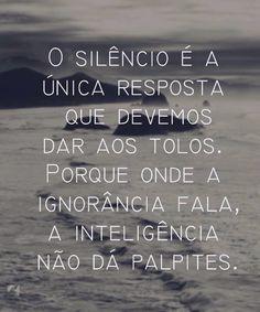 Silêncio!!!