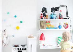 praktische ideen schreibtisch kinderzimmer basteln