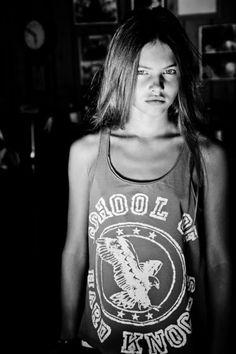 Thylane Blondeau mannequin égérie de Swildens Teen - L'Express Styles