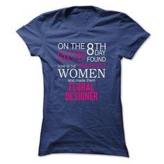 God found FLORAL DESIGNER smartest women - #printed tee #sweater boots. CHECKOUT => https://www.sunfrog.com/LifeStyle/God-found-FLORAL-DESIGNER-smartest-women.html?68278