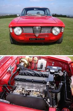 Inspiration for the one in the shed... - alfa romeo