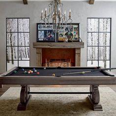 24 best pool table dining table images pool table billiard room rh pinterest com