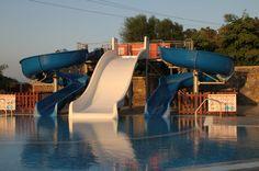 Water Slide @ Rodos Princess Beach Hotel