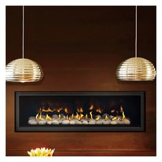 Napoleon 5th Avenue Linear Direct Vent Gas Fireplace LHD50N