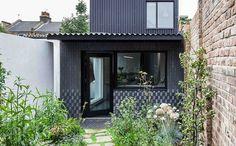 Garden, Courtyard House, Hackney - RIBA House of the Year awards
