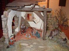 Nativity Creche, Portal, Entryway Tables, Patio, The Originals, Painting, Home Decor, Vespa, Christmas Ideas
