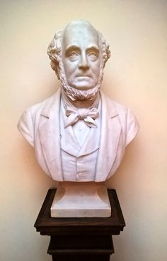 A bust of Richard Monckton Milnes was commissioned, and installed in the Library in November Trinity Library, Sculpture, Statue, November, Art, Sculptures, November Born, Art Background, Kunst