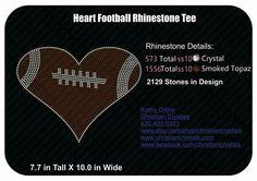Rhinestone tee shirts!