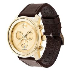 Copper Jewelry for Him Movado Mens Watches, Watches For Men, Men's Watches, Jewelry Watches, Elegant Watches, Beautiful Watches, Copper Jewelry, Modern Jewelry, Jade Jewelry
