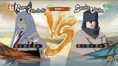 Kaguya Otsutsuki VS Sasuke Last Naruto Movie -Naruto Shippuden: Ultimate...