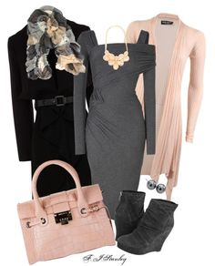 """polished granite"" by fiona-stanley ❤ liked on Polyvore"