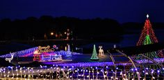 Christmas in Mount Dora, FL