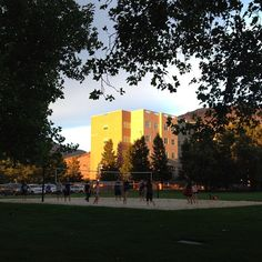 Snow Hall at sunset. #latergram #aggielife