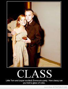 Class - Malfoy's got it