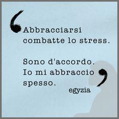 Volersi bene.  #me #frasi #amore #notizie #abbraccio http://ift.tt/1RAY2ir