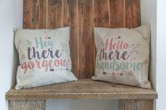 #Polštáře s nápaditými #slogany #cushion #homedecor