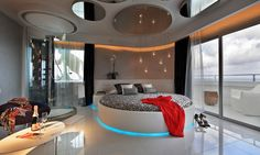 ROOMS (THE TOWER) · Ushuaia Beach Hotel