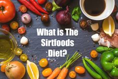 What are Sirtfoods? Ruth from Let Her Eat Clean explains all.