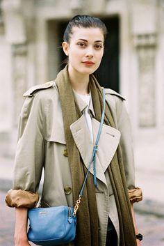 street style via Vanessa Jackman: Paris Couture Fashion Week AW 2014 Couture Fashion, Fashion Beauty, Fashion Looks, Chanel Couture, Couture Style, Winter Looks, Autumn Inspiration, Style Inspiration, Vanessa Jackman