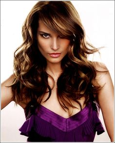 Long curly hairstyles with side bangs. Long curly hairstyles with side bangs. Long curly hairstyles with side swept bangs. Loose Curls Hairstyles, Prom Hairstyles For Long Hair, My Hairstyle, Down Hairstyles, Hairstyles Haircuts, Layered Hairstyles, Hairstyle Ideas, Hairstyles Pictures, Hair Ideas