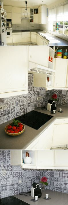 259 best cuisine deco images on Pinterest Kitchen ideas, Kitchen