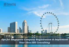 SBS Consulting Pte Ltd's Singapore company registration services costs S$699 only. This corporate services provider also render accounting, payroll, secretarial, XBRL & GST filing & other services.